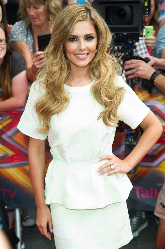 Cheryl Cole też obcięła włosy (FOTO)
