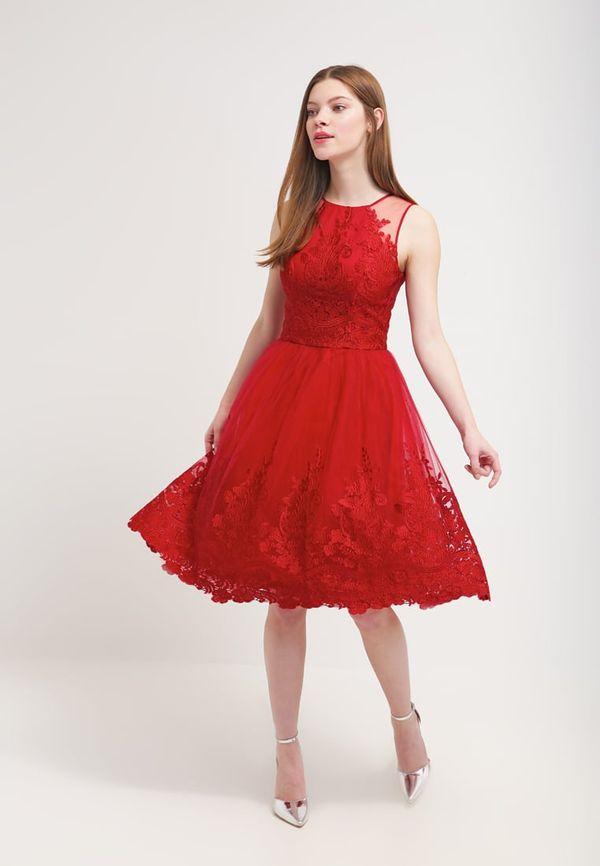 Sexy na sto procent, czyli przegląd czerwonych sukienek