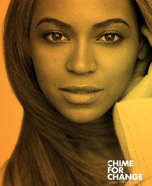Gwiazdy dla Chime for Change (FOTO)