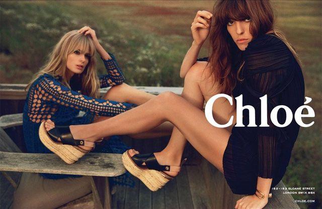 Nowa kampania Chloe - Spring/Summer 2014 (FOTO)