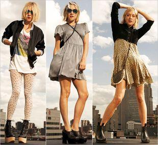 Nowa kolekcja Chloe Sevigny