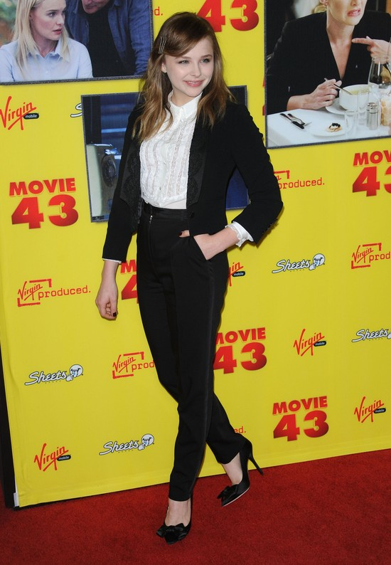 Chloe Moretz w Dolce&Gabbana (FOTO)