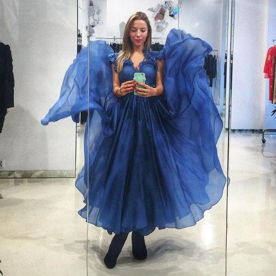 Dlaczego Ewa Chodakowska założyła jednak inną sukienkę?