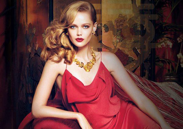Małgosia Belą twarzą kampanii biżuterii