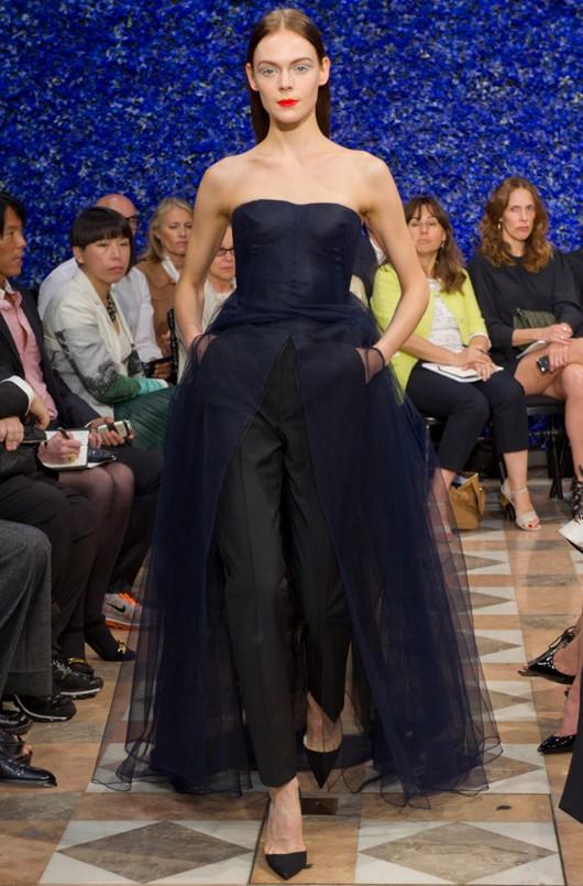 Melanie Laurent w zestawie Christian Dior Couture (FOTO)