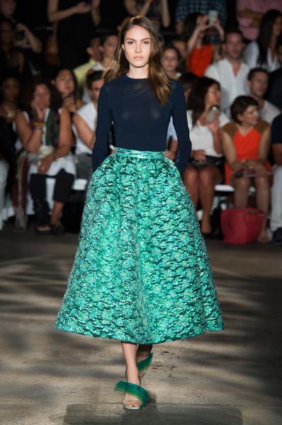 Jennifer Lopez założyła spódnicę, którą każdy chciałaby mieć