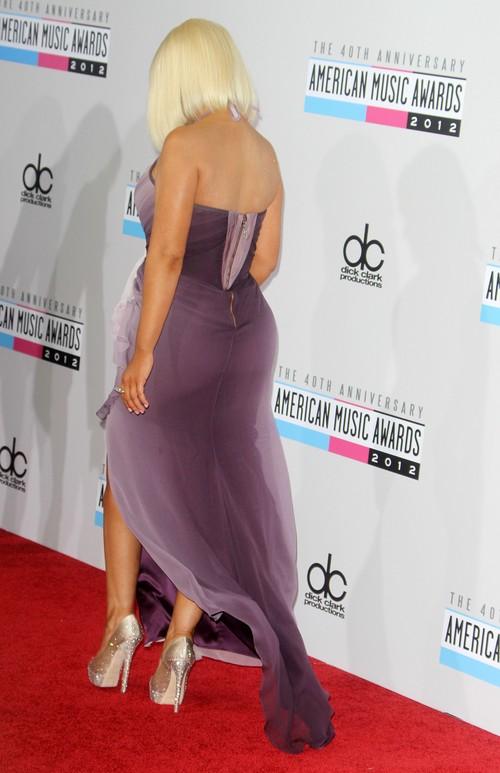 Christina Auilera na gali AMA 2012 (FOTO)