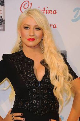 Christina Aguilera zmieniła makijażystę (FOTO)
