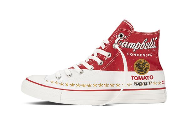 Converse Andy Warhol (FOTO)