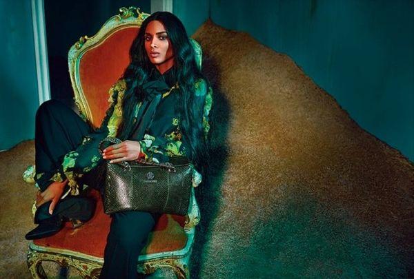 Ciara zachwyciła w kampanii Roberto Cavalli (FOTO)