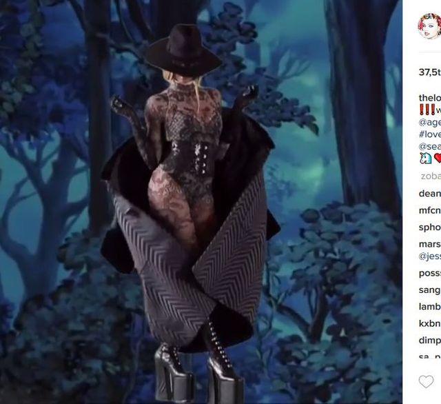 Seksowna Ciara w adwentowym kalendarzu Love... A jej ciażowy brzuszek?! (VIDEO)