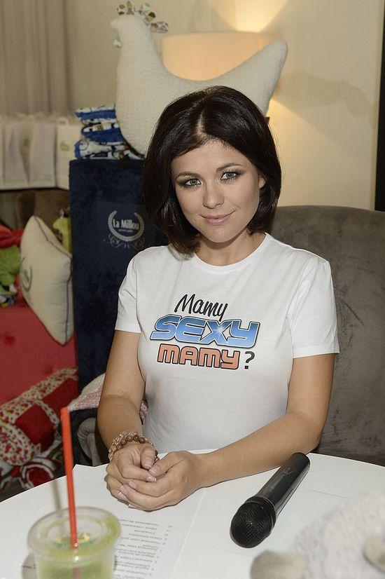 Kasia Cichopek pokazała ciążowy brzuszek (FOTO)