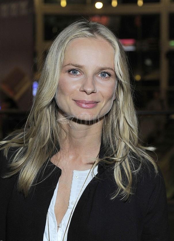 Magdalena Cielecka w jesiennej stylizacji