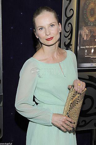 """Magdalena Cielecka na premierze """"Wenecji"""""""
