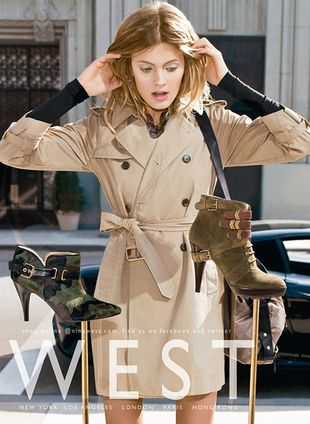 Constance Jablonski dla Nine West