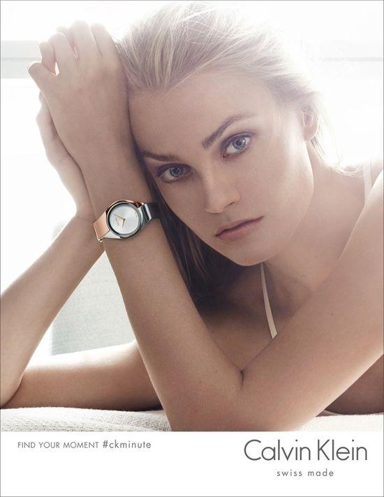 Ania Jagodzińska nową twarzą marki Calvin Klein (FOTO)