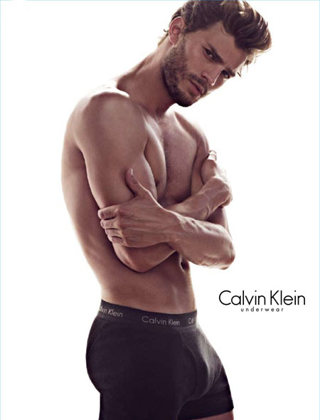 Jamie Dornan - oto nowy Christian Grey (FOTO+VIDEO)