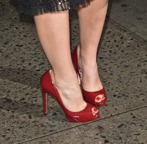 Mała czarna Claire Danes (FOTO)