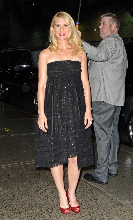 Przyszła mama Claire Danes gwiazdą ELLE US (FOTO)