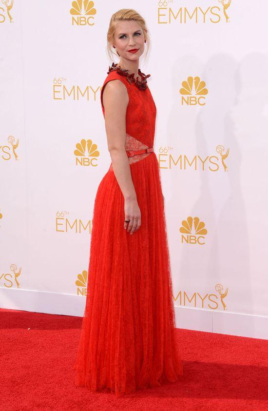 Claire Danes założyła suknię ślubną Kim Kardashian!? (FOTO)