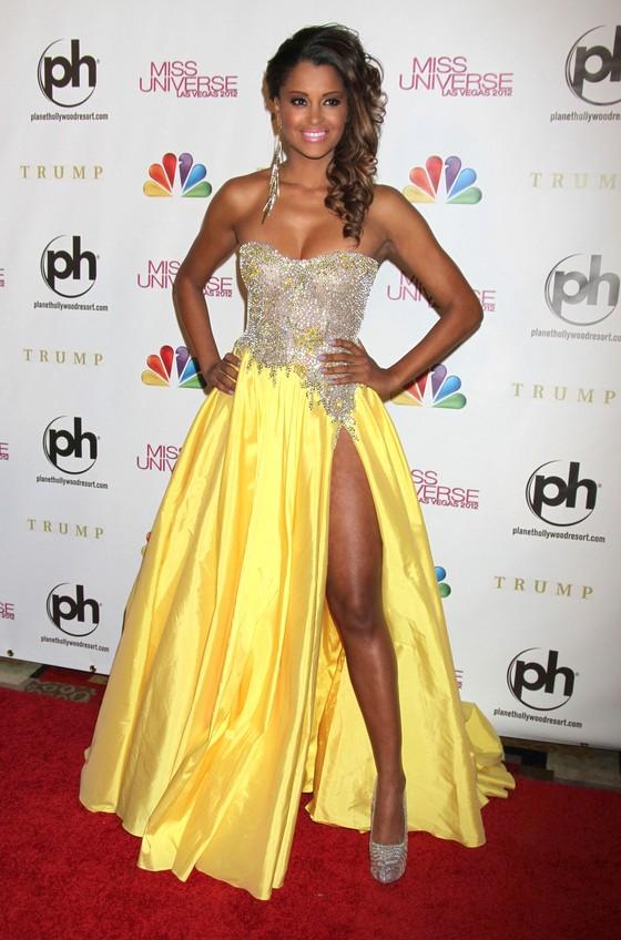 Gwiazdy w żółtych sukienkach nie tylko na czerwonym dywanie