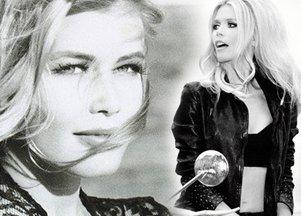 Claudia Schiffer na 30-lecie Guess (FOTO)