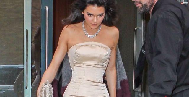 Kendall Jenner w jsukience