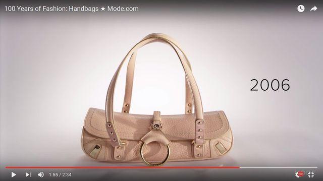 Zobaczcie, jak zmieniała się moda na torebki przez lata (VIDEO)