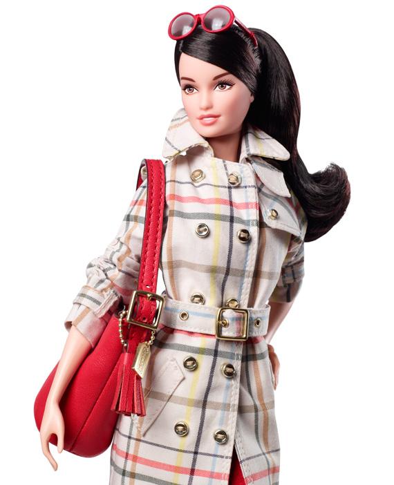 Kampania Coach z Barbie w roli głównej!