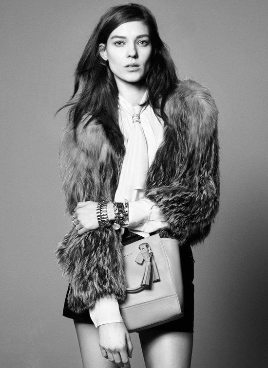 Gwiazdy modelingu nowej kampanii marki Coach