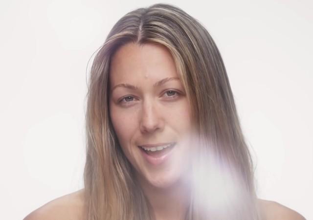 Niezwykły teledysk Colbie Caillat - bunt przeciw photoshopow