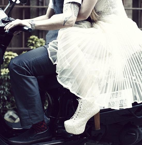 Ślub w butach Jeffrey Campbell – teraz to możliwe