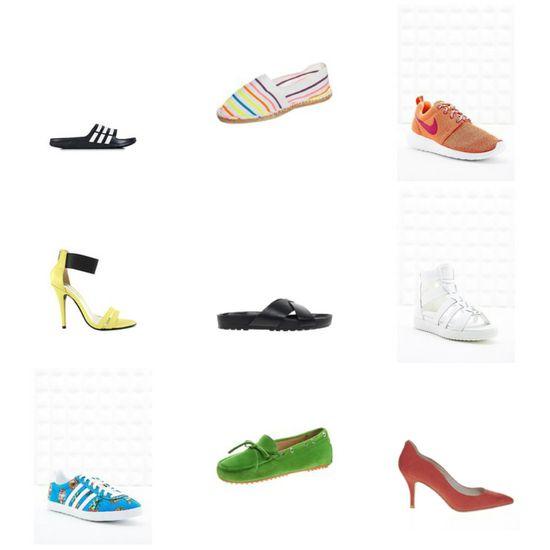 Trendy wiosna-lato 2014: buty w roli głównej!