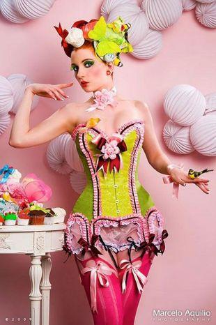 Moda rodem z cukierni