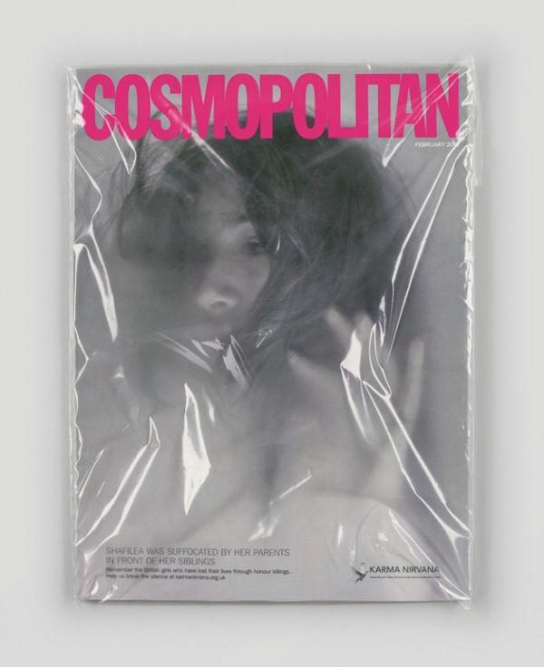 Najbardziej poruszająca okładka w historii Cosmopolitan