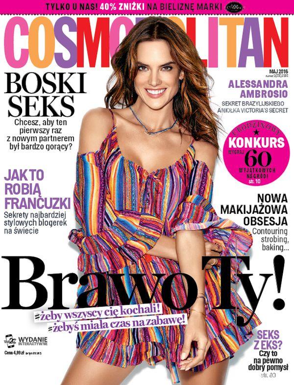 Najnowszy, urodzinowy numer Cosmopolitan już w sprzedaży!