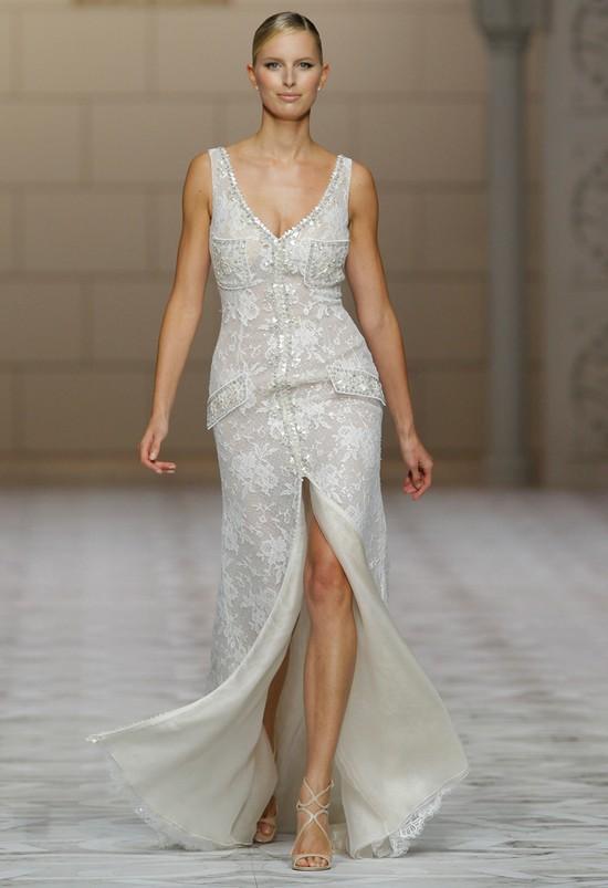 Pronovias - kolekcja sukien ślubnych 2015