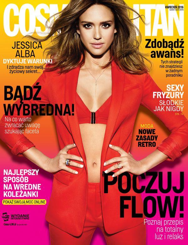 Już jest! Kwietniowy numer Cosmopolitan już na rynku