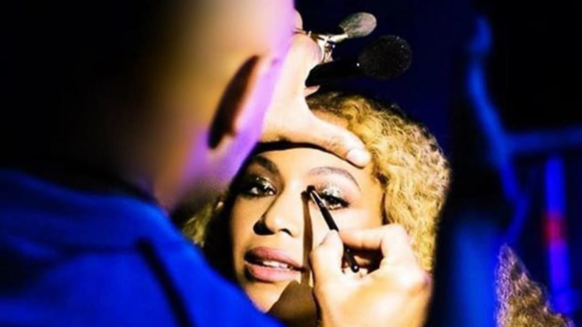 makijaż gwiazd