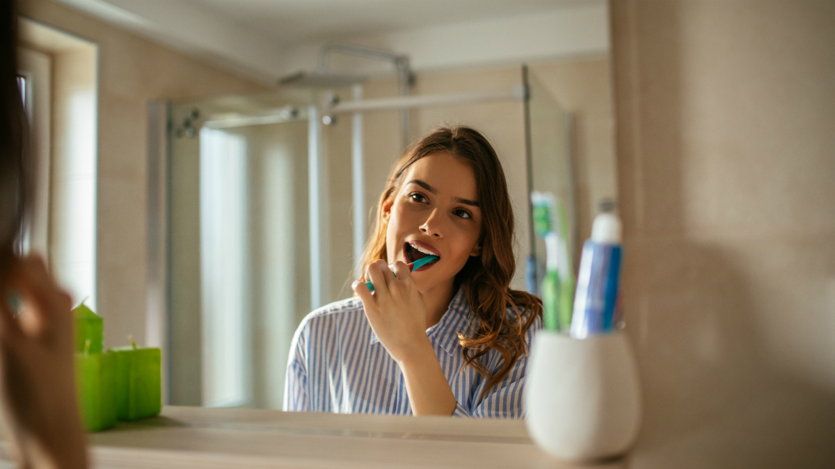 Powstała szczoteczka do zębów której rączka i opakowanie pochodzą z recyklingu