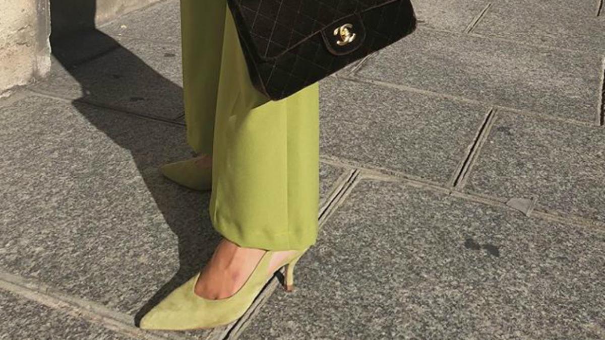 Dziwny kolor, który będzie modny wiosną, świetnie odnajduje się na instagramie
