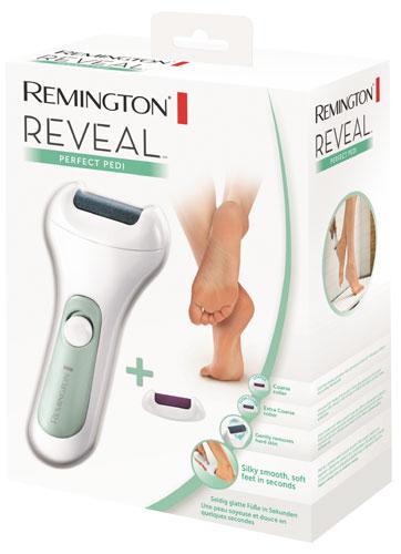 Elektryczny pilnik do stóp Remington Reveal - recenzja i opinie