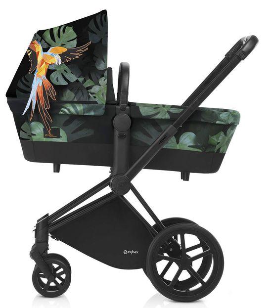 Ten wózek wywołał burzę na Insta Lewandowskiej! Teraz ma go też Maja Bohosiewicz