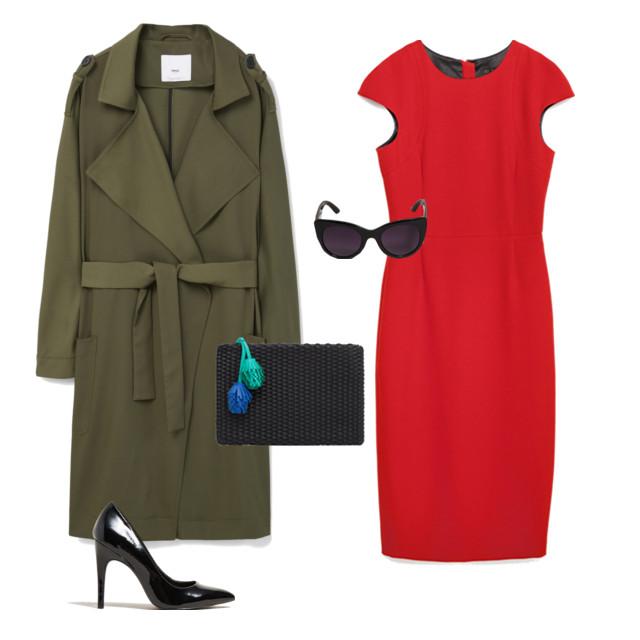 Trzy stylizacje z modnymi sukienkami na Walentynki 2016