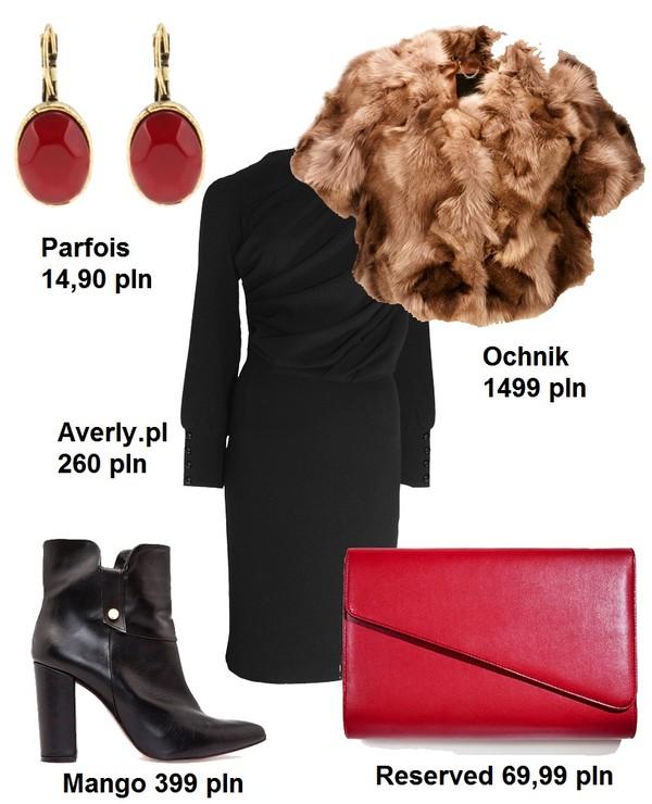 Jak modnie zestawić czerwoną torebkę?