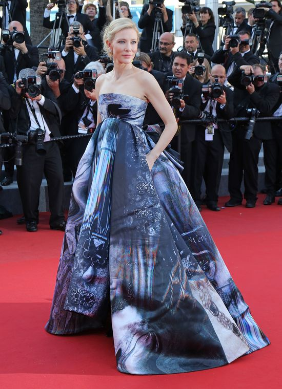 Najbardziej spektakularne kreacje z festiwalu w Cannes 2015