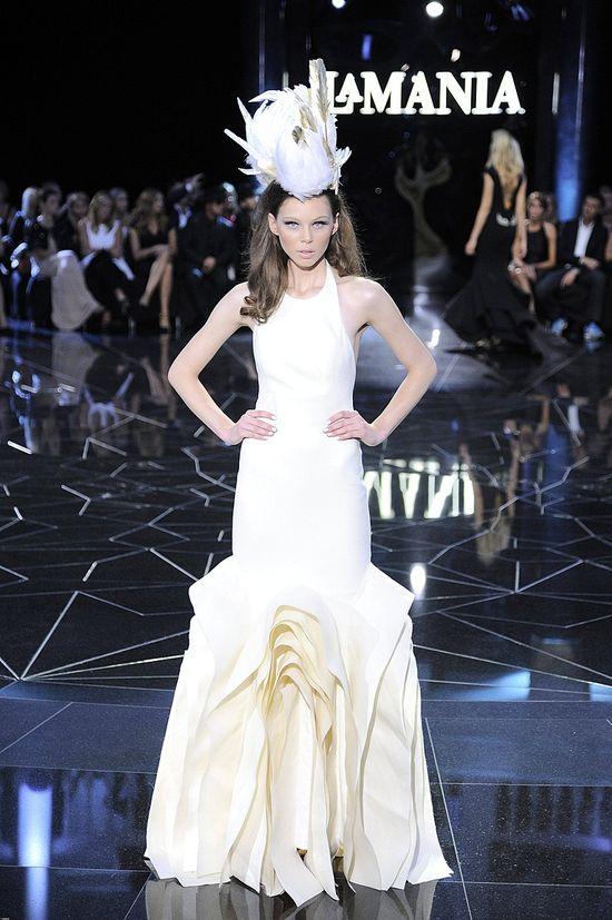 La Mania - wiosna/lato 2013 - pokaz mody