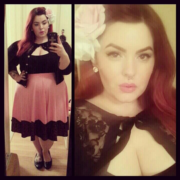 Tess Munster Holliday - blogerka modowa plus size