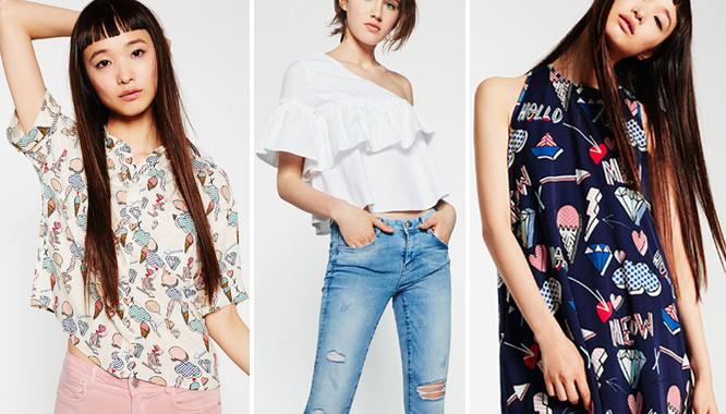 Zara Trf - Mieszanka stylów w kolekcji na wiosnę 2016