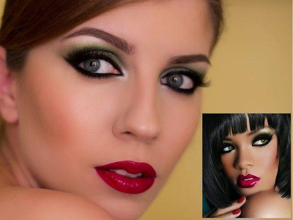 Wasze makijaże - makijaż na studniówkę
